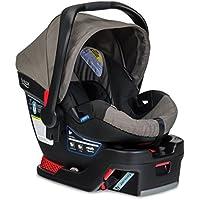 Britax B-SAFE 35 Infant Slate Strie Car Seat (Slate Stripe)