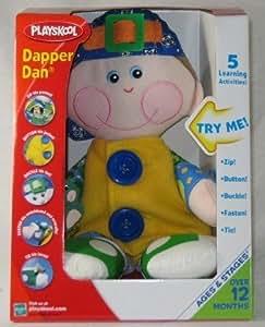 "Playskool Dapper Dan 14"" Plush"