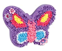 The Orb Factory Limited Plush Craft Butterfly Pillow from The Orb Factory