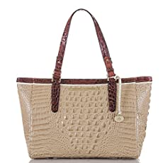 Medium Arno Tote<br>Twill Tri-Color