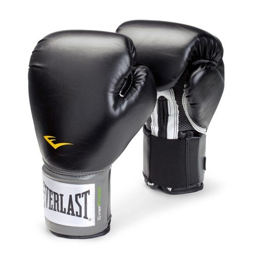 Everlast Pro Style Training Gloves (Black, 16 oz.) (Century Boxing Gloves compare prices)
