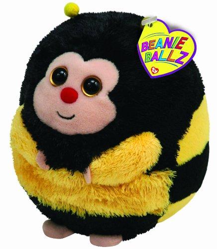 Ty Beanie Ballz Zips - Bee - 1