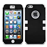 Product B009WN9TMQ - Product title MYBAT IPHONE5HPCTUFFSO003NP Premium TUFF Case for iPhone 5 - 1 Pack - Retail Packaging - Black/Solid White
