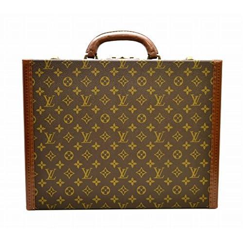 [ルイ ヴィトン] LOUIS VUITTON モノグラム プレジデント クラソール スーツケース ビジネスバッグ 旅行カバン M53012 [中古]