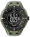 Timex #T49612 Men's Expedition Digital Compass Resin Strap Watch