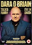 Dara O Briain Talks Funny - Live in London [DVD]