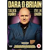 Dara O Briain Talks Funny - Live in London [DVD]by Dara O'Briain