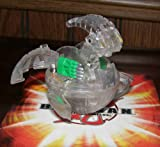 BAKUGAN B3 BAKUCRYSTAL NEW LOOSE CLEAR TRANSLUCENT ALPHA PERCIVAL RANDOM G-POWER