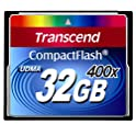 32GB Compact Flash Memory Card