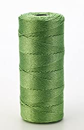 Mutual Industries 14661-39-1090 Nylon Mason Twine, 1 lb. Twisted, 18 x 1090\', Green (Pack of 4)
