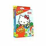 Hello Kitty Uno Card Game Tin