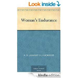 Woman's Endurance