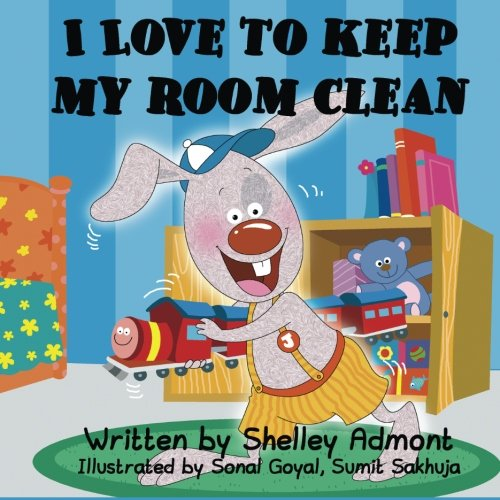 I Love to Keep My Room Clean: Volume 6