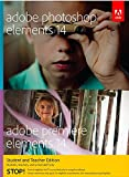 Adobe Photoshop Elements Premiere Elements 14 Student and Teacher Edition [Download]