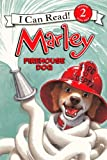 img - for Firehouse Dog (Turtleback School & Library Binding Edition) (I Can Read! Marley - Level 2) book / textbook / text book