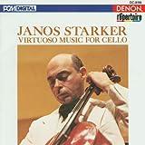 Virtuoso Music for Cello ~ Janos Starker