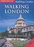 Andrew Duncan Walking London (Globetrotter Walking Guides)