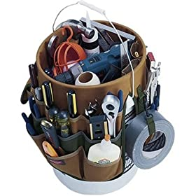 Bucket Boss 56-Pocket Organizer