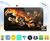 Cube U25GT – 7-Zoll-HD (1024 * 600 Pixel) Android 4.1 ...