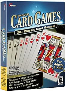 Masque Card Games - PC/Mac