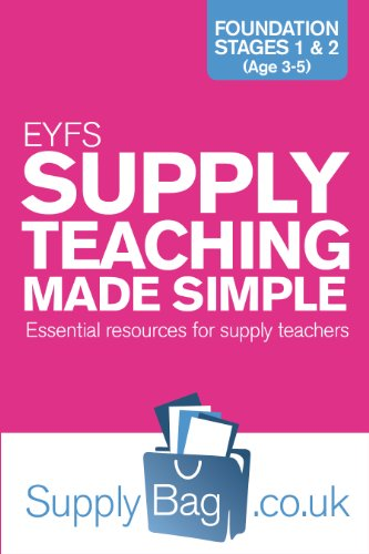 Sharon Wood - EYFS Supply Teaching Made Simple (SupplyBag.co.uk)