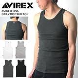 (アビレックス) AVIREX デイリー リブ タンクトップ 6143507 ランキングお取り寄せ