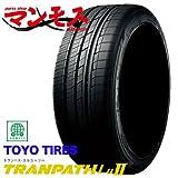 TOYO TIRES(トーヨータイヤ) トランパス Lu2 235/50 R18 101W 低燃費 ミニバン専用 夏タイヤ