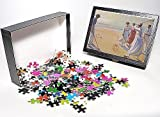 Photo Jigsaw Puzzle Of Croquet On The Be...