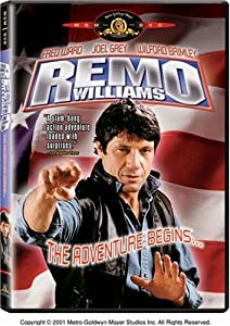 "Cover of ""Remo Williams - The Adventure B..."