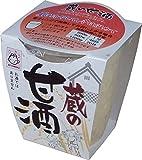 ヤマク食品 蔵の甘酒180g×12本 ランキングお取り寄せ