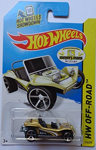 2014 Hot Wheels Meyers Manx 50 Years Hw Off-Road - Meyers Manx