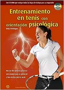 Entrenamiento en tenis con orientación psicológica: 9783944526355
