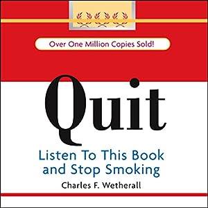 QUIT Audiobook