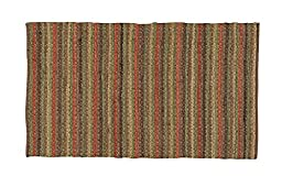 Park Designs 104-26E Cotton Chindi Stripe Rug, 36\