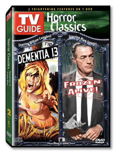 Cover art for  Horror Classics: Dementia 13/Frozen Alive