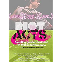 Riot Acts (Institutional Use)