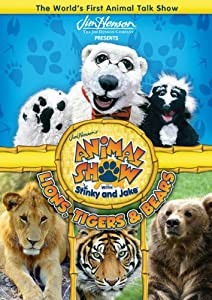Jim Henson's Animal Show With Stinky & Jake: Lions, Tigers & Bears
