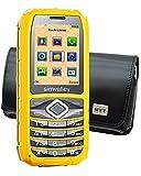 Original MTT Quertasche für / Simvalley Mobile XT-680 /