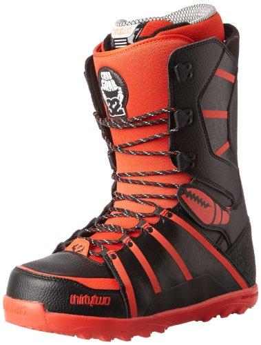 thirtytwo Men's Lashed Crab Grab 13 Snowboard Boot
