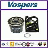 Mazda Genuine RX8 Engine Oil, Sump Plug Washer & Filter. New, B6Y114302 9A, M053005TFE