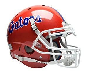 NCAA Florida Gators Authentic XP Football Helmet by Schutt