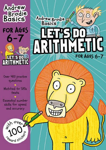 Let's do Arithmetic 6-7 (Andrew Brodie Basics)