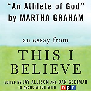An Athlete of God Audiobook