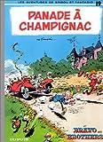 "Afficher ""Spirou et Fantasio n° 19 Panade à Champignac ; Bravo les Brothers"""