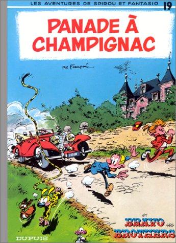 Spirou et Fantasio n° 19 Panade à Champignac ; Bravo les Brothers