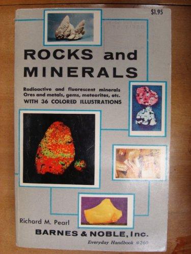 Rocks and Minerals: Radioactive & Fluorescent Minerals Ores, Metals Gems, Meteorites, Etc PDF