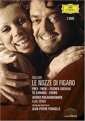 モーツァルト:歌劇《フィガロの結婚》 [DVD]