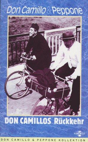 Don Camillos Rückkehr [VHS]