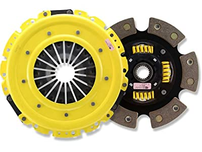 ACT Z65-HDG6 Race Sprung 6-Pad Clutch Kit
