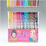 TOPModel Coloured Pencils 24 Colours